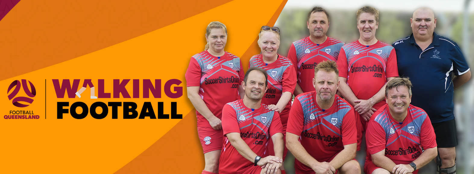 Baringa Walking Football